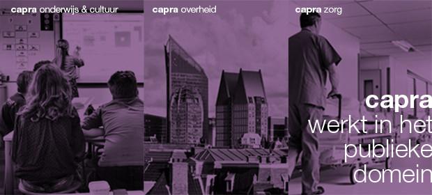 capra werkt in het publieke domein